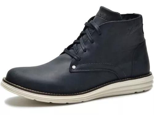Tênis couro masculino confort sapato esporte fino