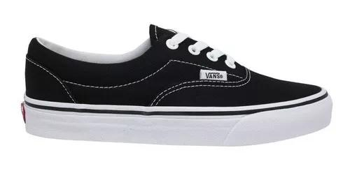 Tênis vans classic u era black preto