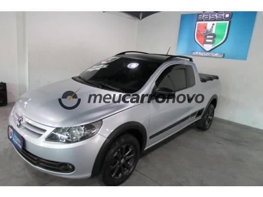 Volkswagen saveiro surf 1.6 mi total flex 2p 2013/2013