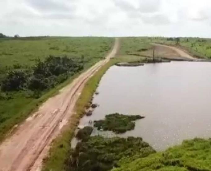 Vendo linda fazenda de 11 mil hectares para pecuária