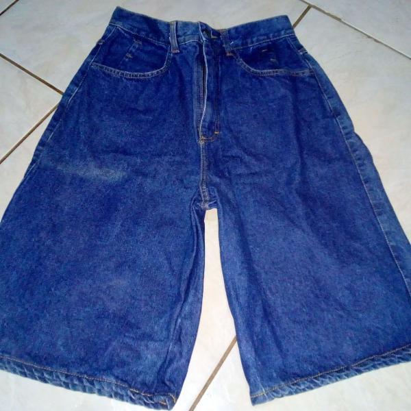 Bermuda vintage jeans