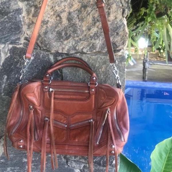 Bolsa importada marrom linda