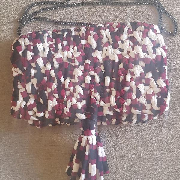 Bolsa/clutch crochet estilosaaaa