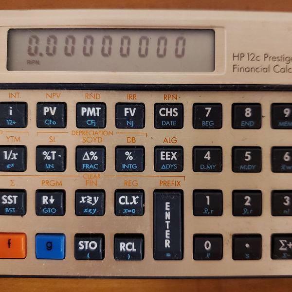hp12c Prestige