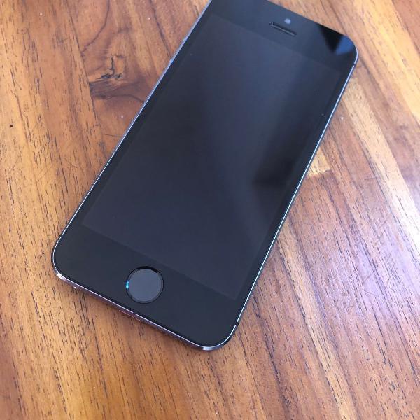 Iphone 5s prateado (kit completo)