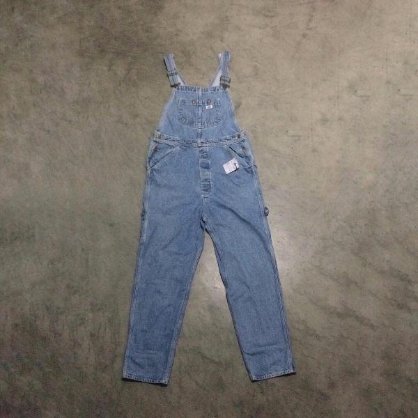 Macacão jeans vintage lee