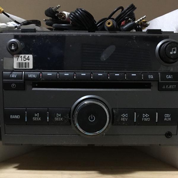 Radio para carro chevrolet captiva
