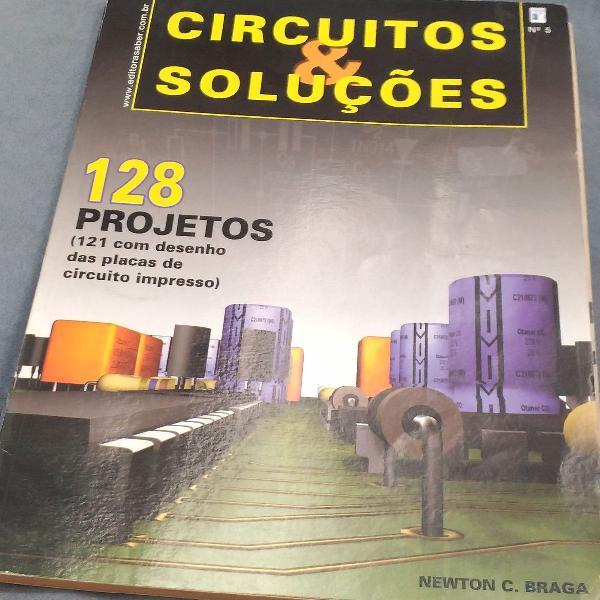 Circuitos & soluções - newton c. braga
