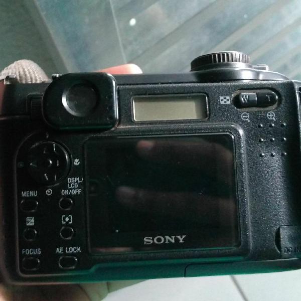 Sony cyber shot dsc s85