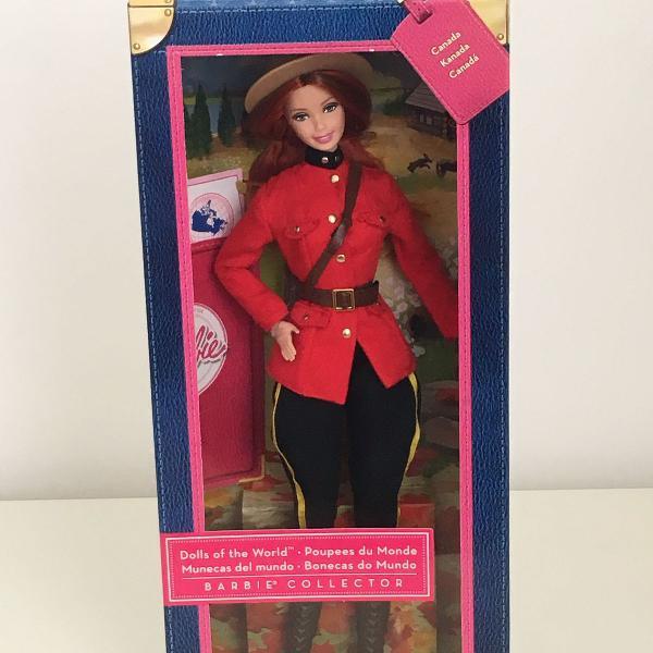 Barbie collector canadá