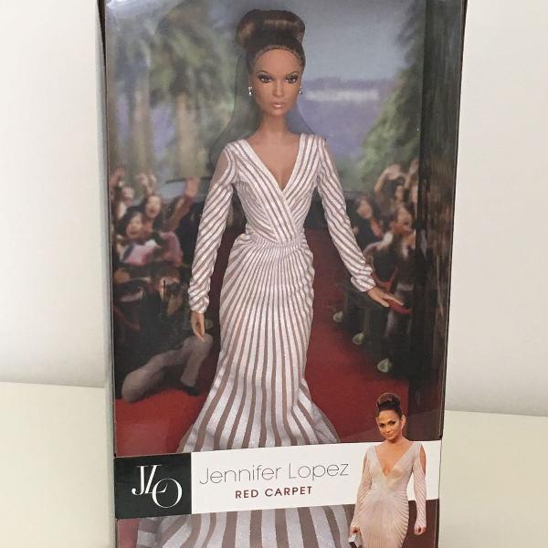 Barbie collector jennifer lopez
