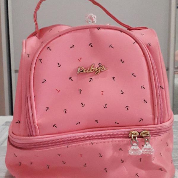 Bolsa térmica rosa rubys
