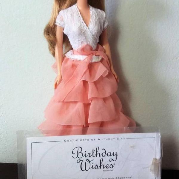 Boneca barbie colecionador