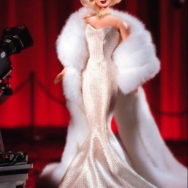 Boneca barbie collector hollywood premiere - mattel