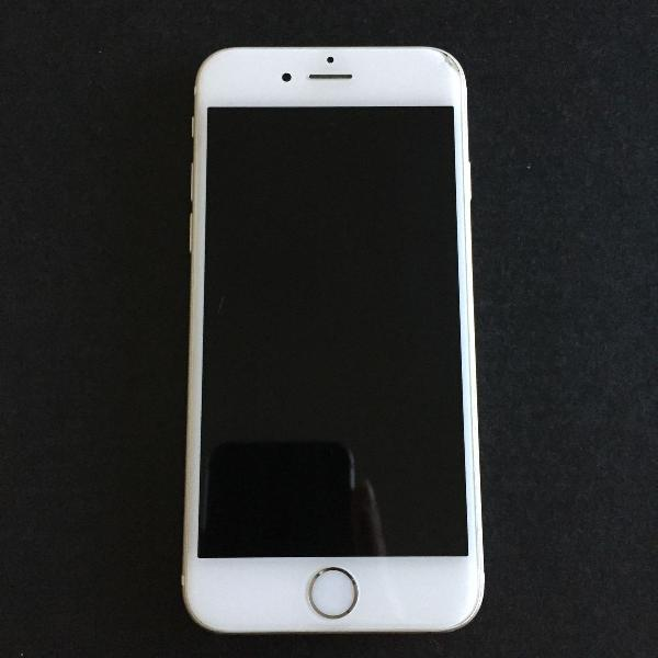 Iphone 6 16gh dourado desbloqueado