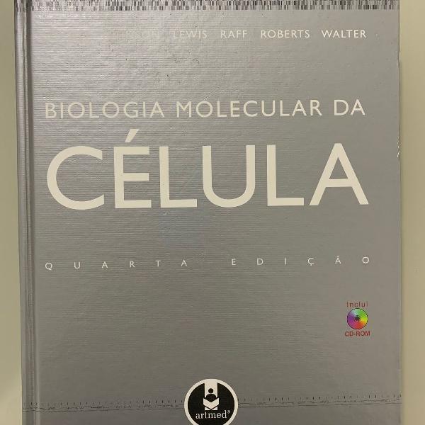 Livro biologia molecular da célula