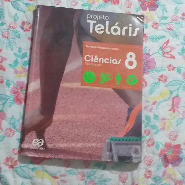 Livro de ciências 8ano projeto teláris