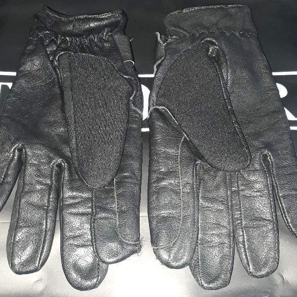Luvas black