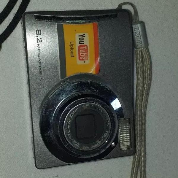 Maquina fotográfica kodak