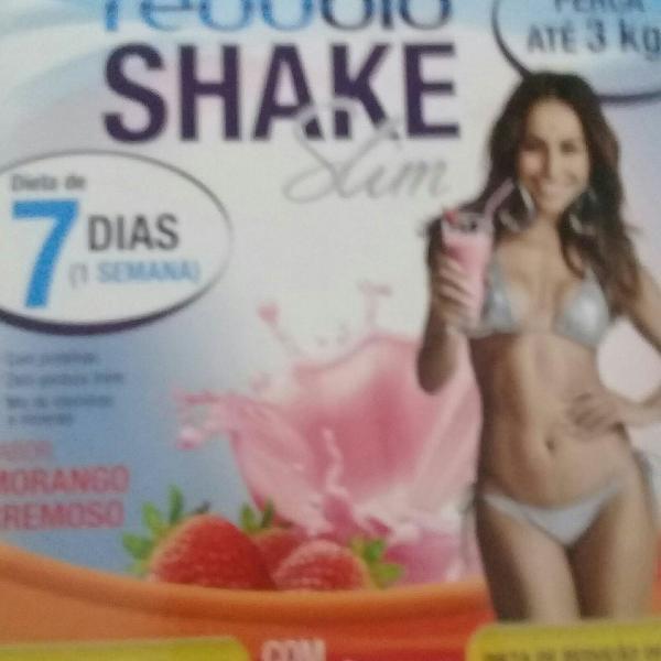 Redubio shake slim