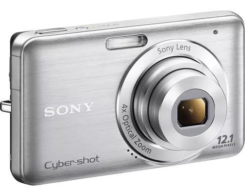 Camera fotografica sony dsc-w510 nova na caixa
