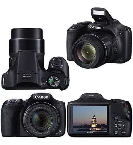 Câmera canon sx530 hs zoom 50x wi-fi pronta entrega