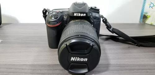 Câmera digital nikon d7100 + lente 18-140mm - promoção