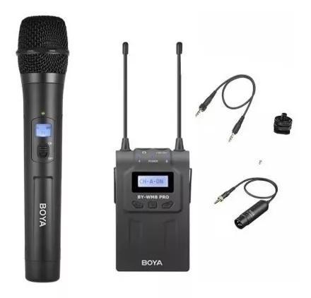 Microfone de mão s