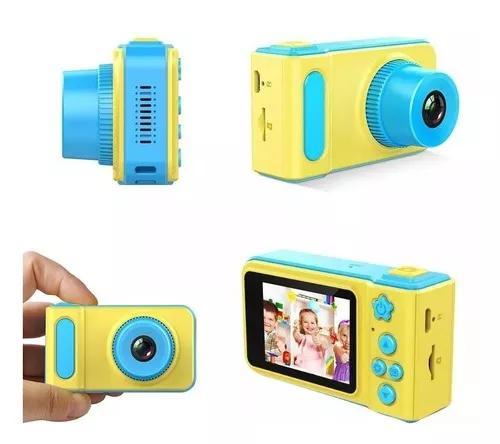 Mini câmera filmadora digital portátil 2 polegadas lcd