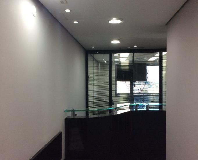 Sala comercial mobiliada 50 m2 Murano Alphaville