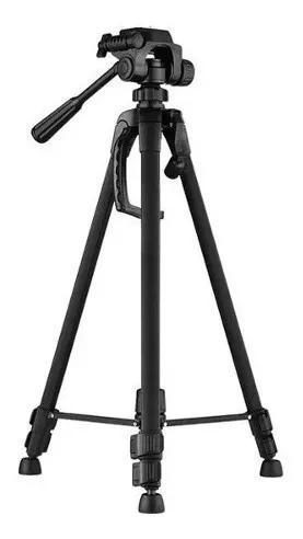 Tripé câmera profissional até 1,80 mts + bolsa sl 3600
