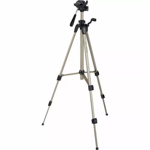 Tripé weifeng greika 1,38m wt3710 para câmeras e