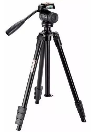 Tripe video profissional wt 6734 c/ cabeça hidraulica 1,77m