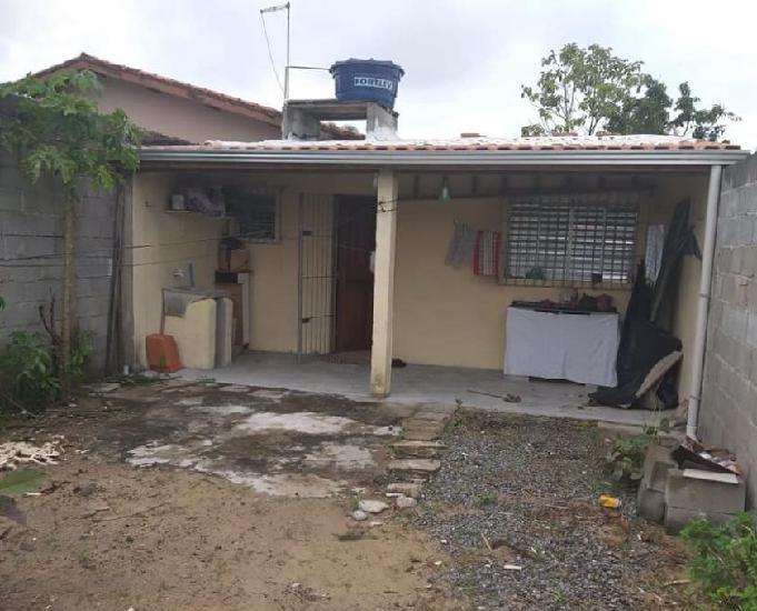 Casa em itanhaem pego 70 mil de entrada