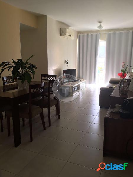 Apartamento 106m², 4 quartos, Ventanas - Barra da Tijuca