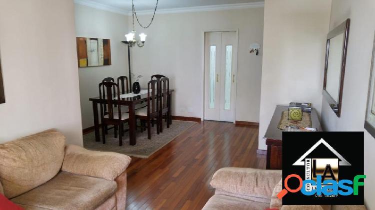 Apartamento- Brooklin - 112m - 3 dormitórios - 1 suíte
