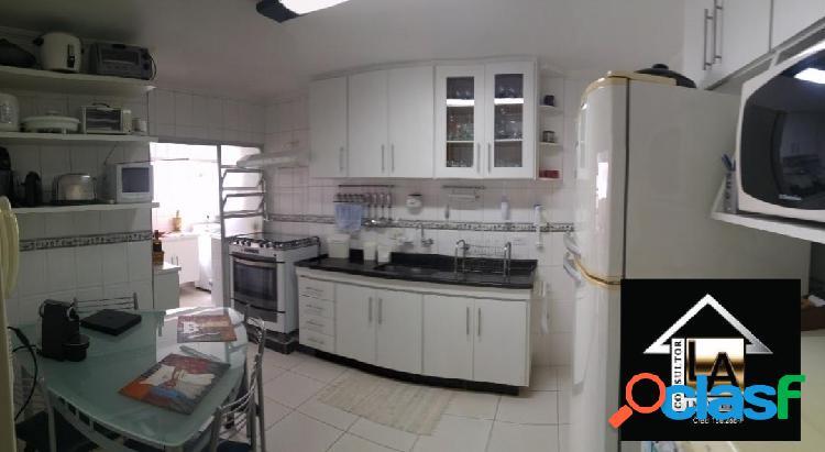 Apartamento- Brooklin - 112m - 3 dormitórios - 1 suíte 1