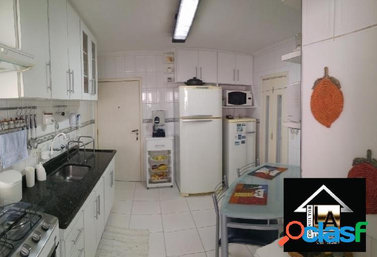 Apartamento- Brooklin - 112m - 3 dormitórios - 1 suíte 2