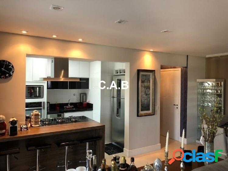 Apartamento - condomínio alpha style -2 suites
