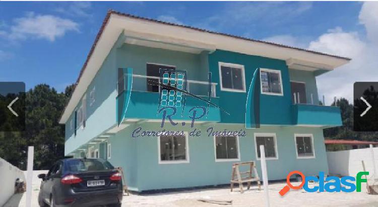 Apartamento com 2 dorms em florianópolis - ingleses do rio vermelho por 130 mil à venda