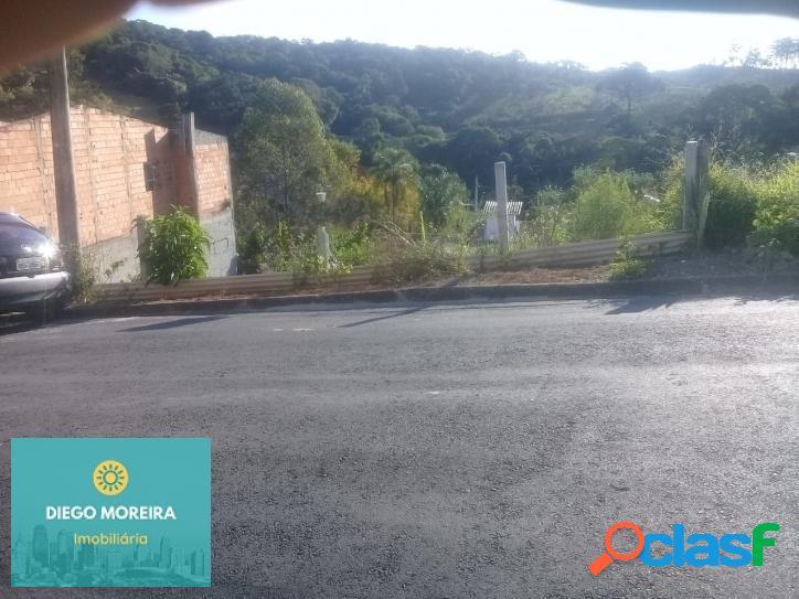 Terreno á venda em terra preta com área de 285,26 m²