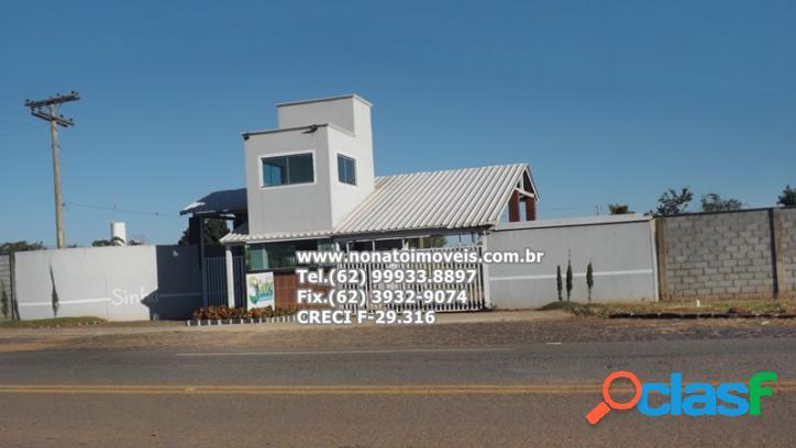 Chácara à venda, medindo 6420 m², no sítio da sinhá em senad
