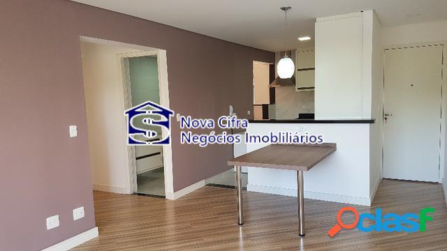 Excelente apartamento no bairro são dimas - completamente reformado - 70m²