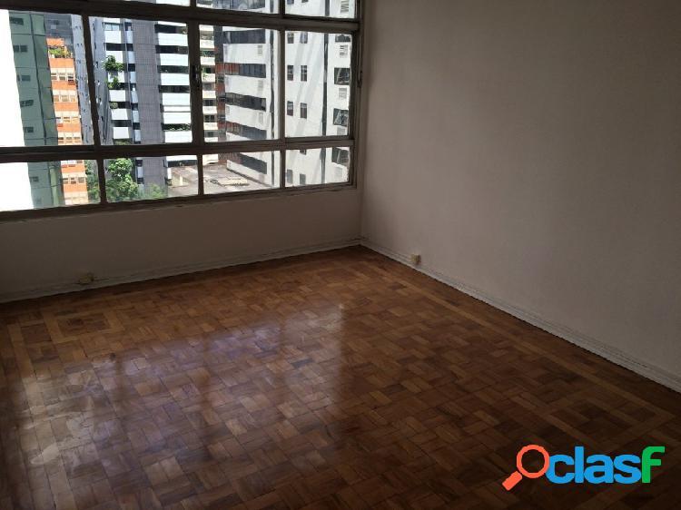 Apartamento 3 dorms. (1 suíte), higienópolis - sao paulo/sp