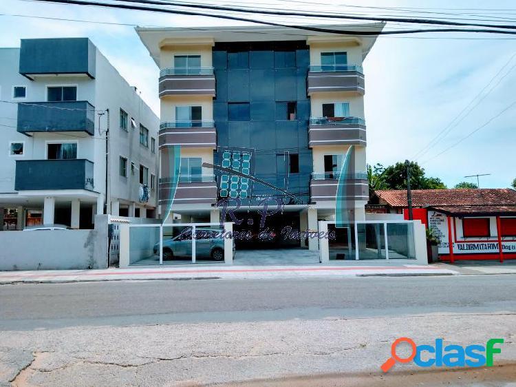 Apartamento com 2 dorms em florianópolis - ingleses do rio vermelho por 130.5 mil à venda