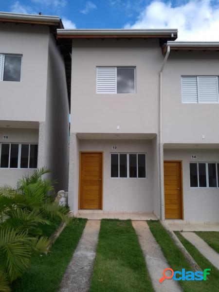 Casa em condomínio em bragança paulista - jardim recreio por 196 mil à venda