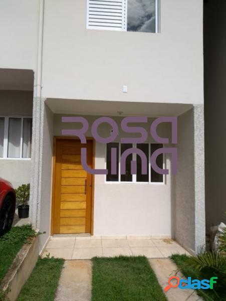 Casa em condomínio em bragança paulista - jardim recreio por 206 mil à venda