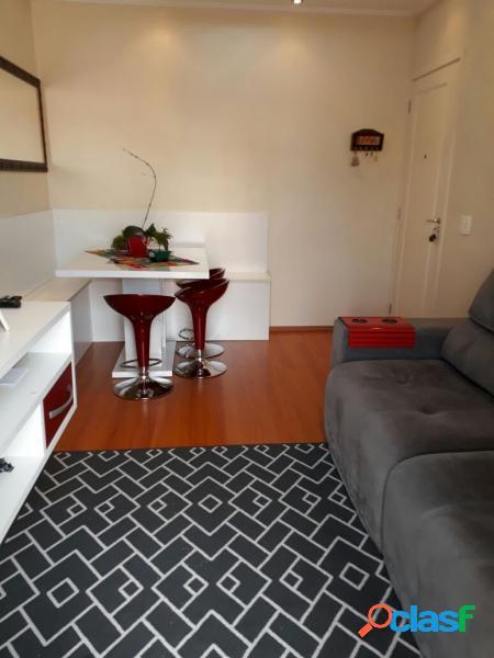 Apartamento com 2 dorms em são paulo - interlagos por 265 mil à venda