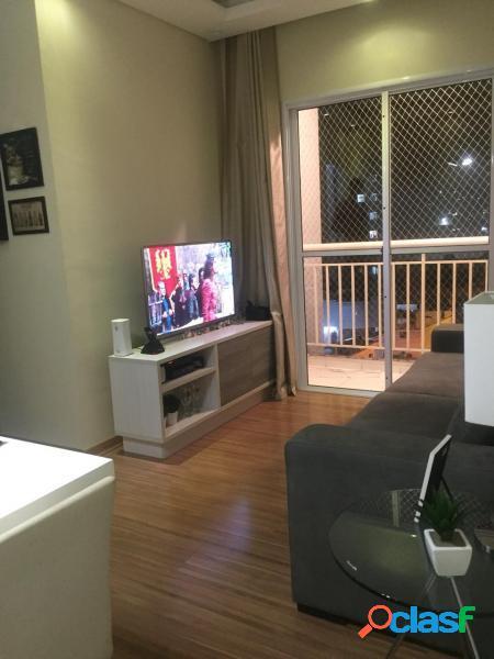 Apartamento com 2 dorms em são paulo - interlagos (zona sul) por 300 mil à venda