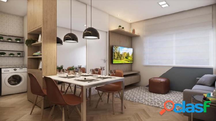 Apartamento com 2 dorms em são paulo - vila mascote por 159 mil à venda